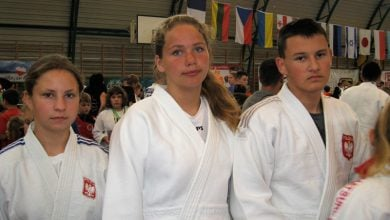 Photo of International Judo Tournament