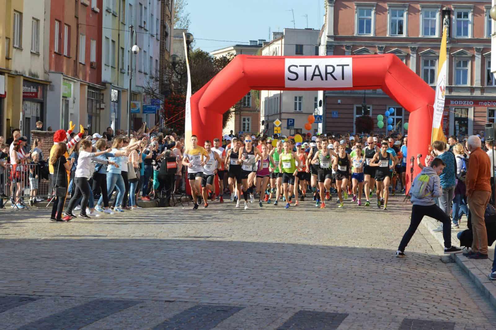 1 Aryzta półmaraton Strzegom
