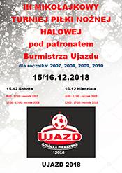 III Turniej Mikołajkowy – Ujazd