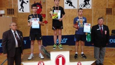 Indywidualne Mistrzostwa Dolnego Śląska w tenisie stołowym AKS Strzegom