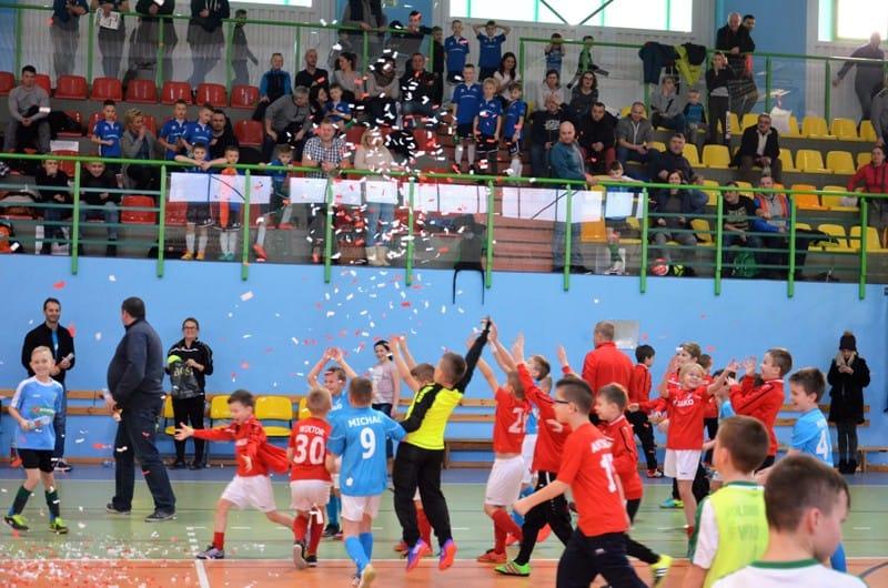 Sokoły wygrywają Strzegom Cup 2017