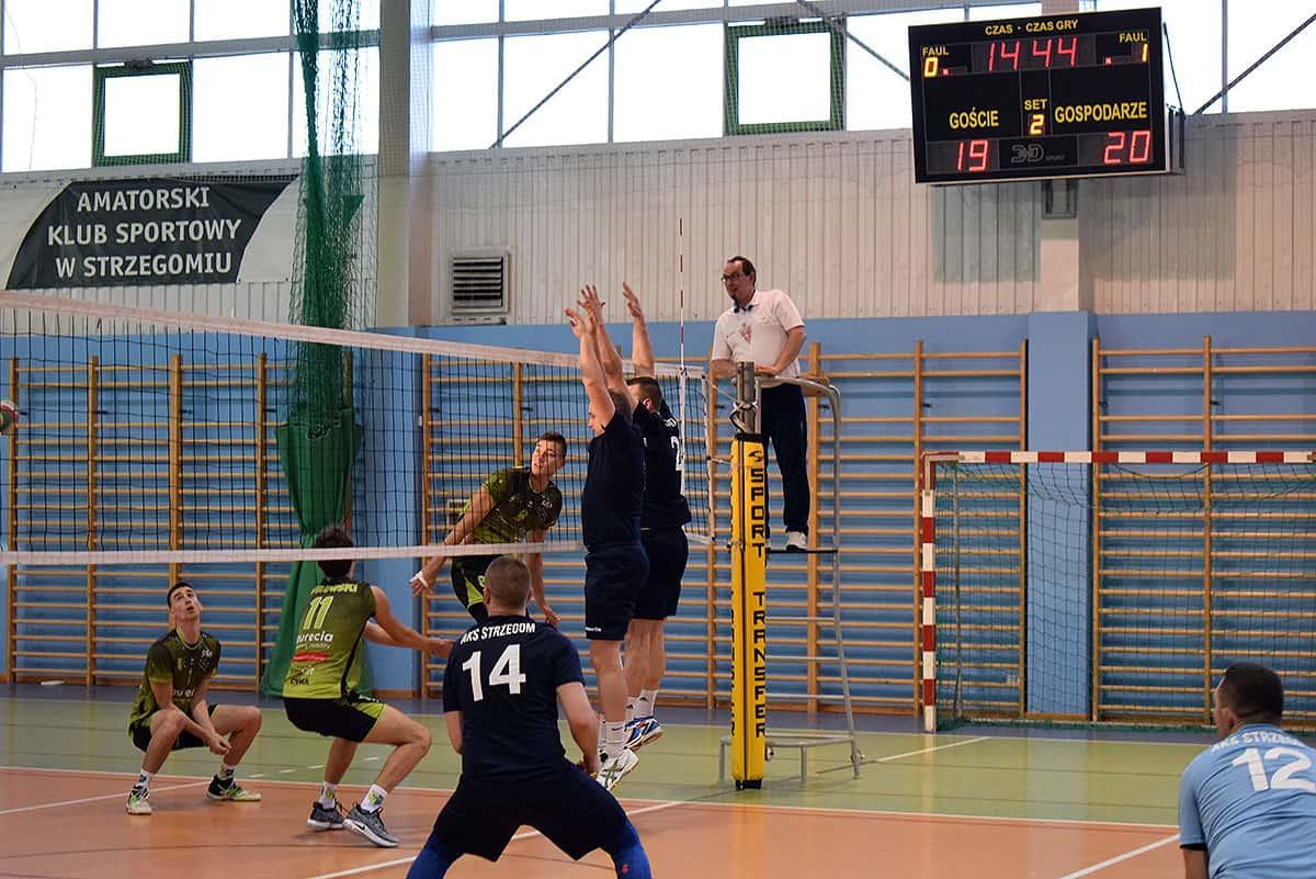 AKS Strzegom vs TS Faurecia Volley Jelcz Laskowice