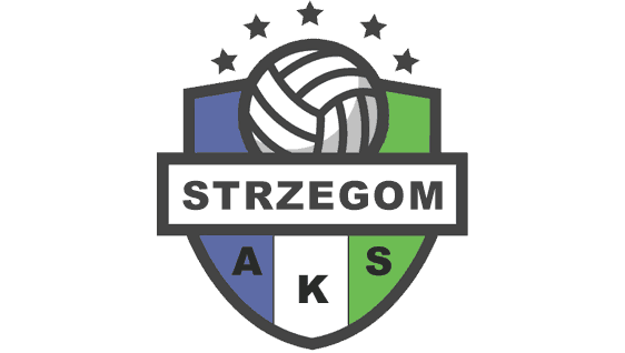 Piłka Siatkowa AKS Strzegom - logo