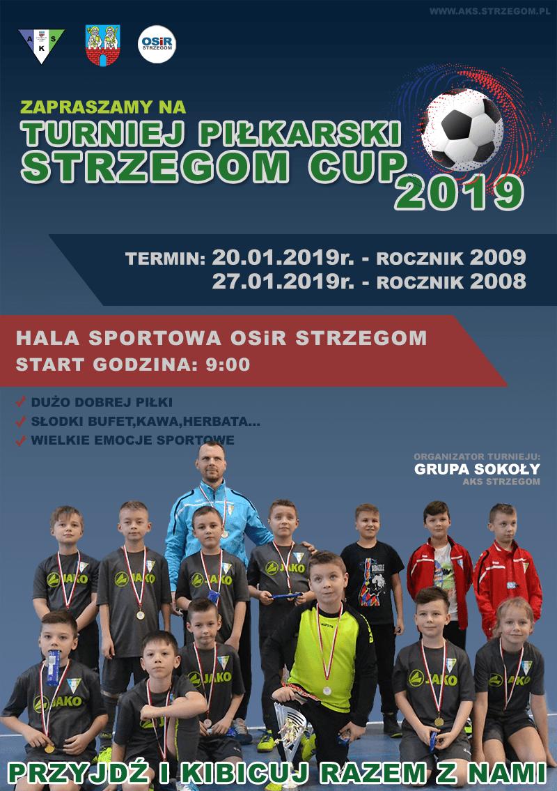 Turniej piłkarski STRZEGOM CUP 2019