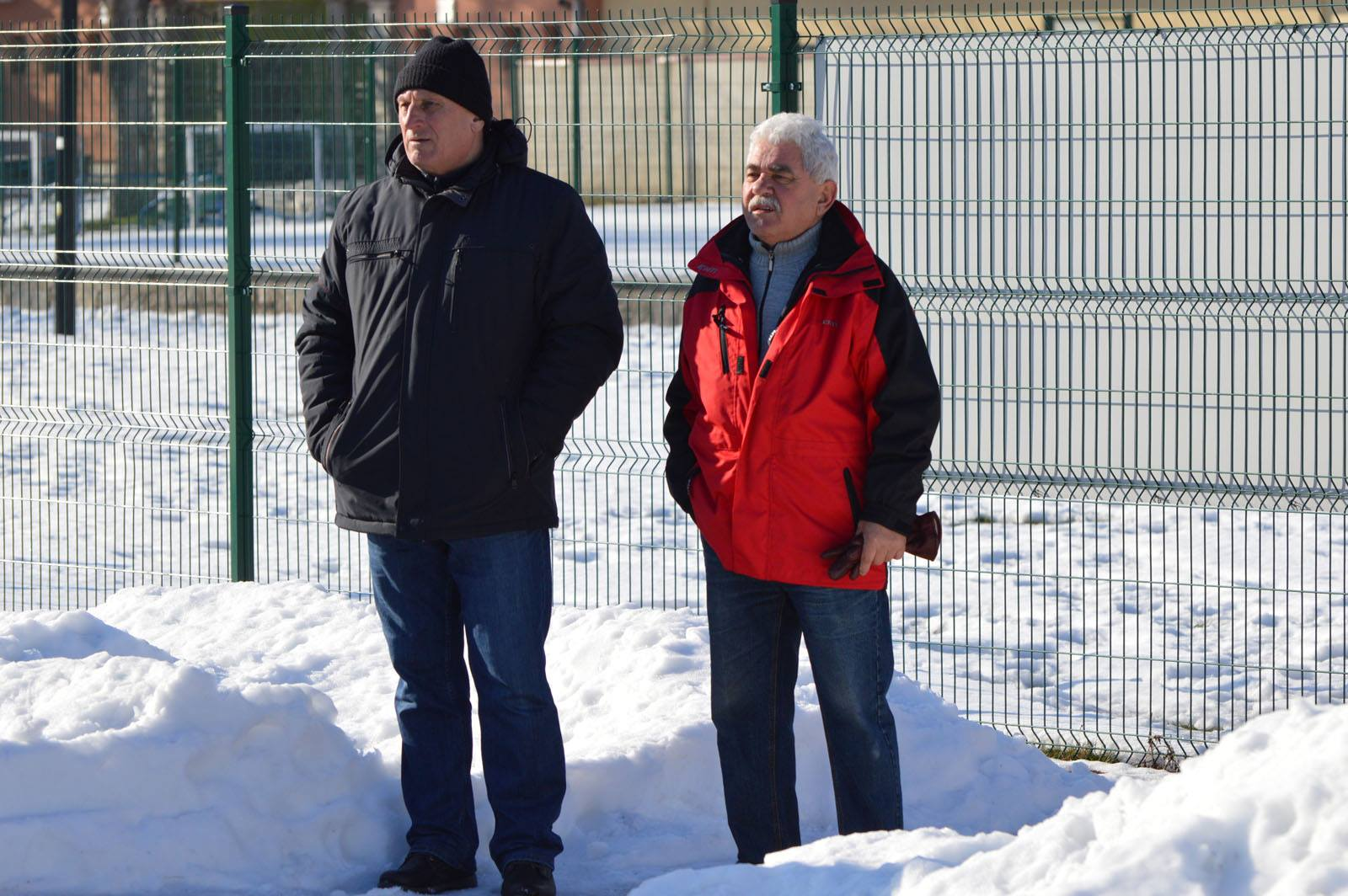 sparing - AKS GRANIT Strzegom S.A. vs Sokół Wilka Lipa