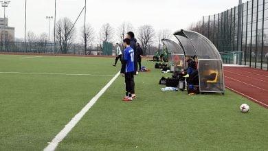 Photo of Pierwszy mecz kontrolny