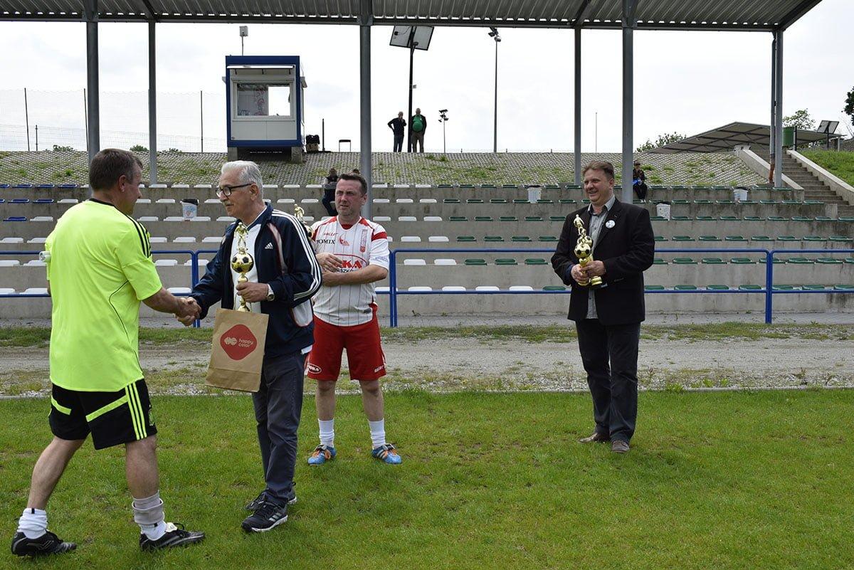 Turniej Piłki Nożnej OLDBOYS AKS Strzegom
