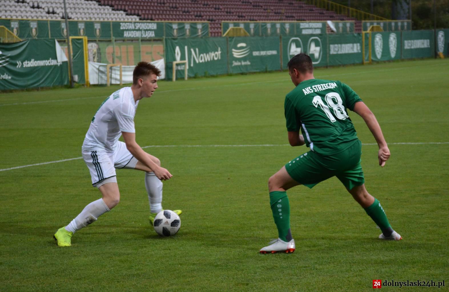 Śląsk II Wrocław vs AKS GRANIT Strzegom S.A.