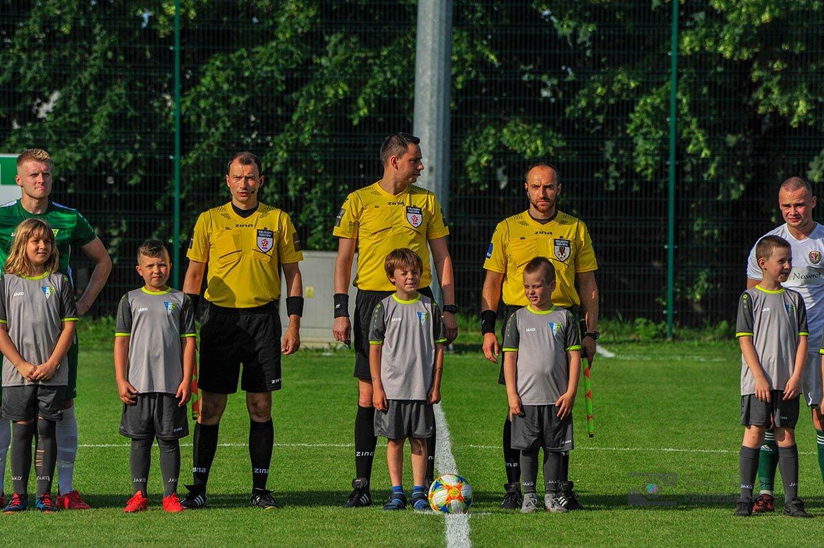 AKS GRANIT Strzegom SA - WKS Śląsk II Wrocław