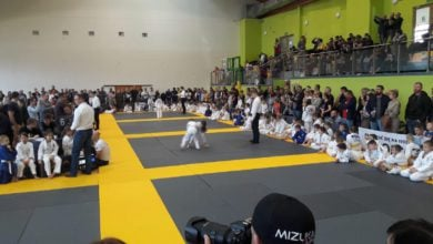 Photo of Finał Super Ligi Judo