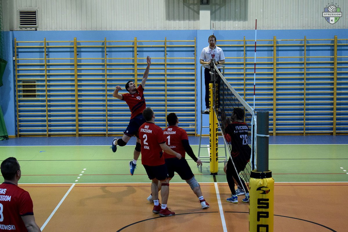 AKS Strzegom Volleyball vs WKS Volley Innex Wilczyce