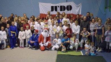 Photo of Mikołaj w sekcji JUDO