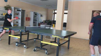 Photo of Domowy pokaz tenisa stołowego