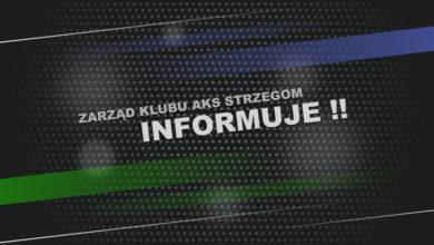 Photo of Informacja dotycząca składek !!