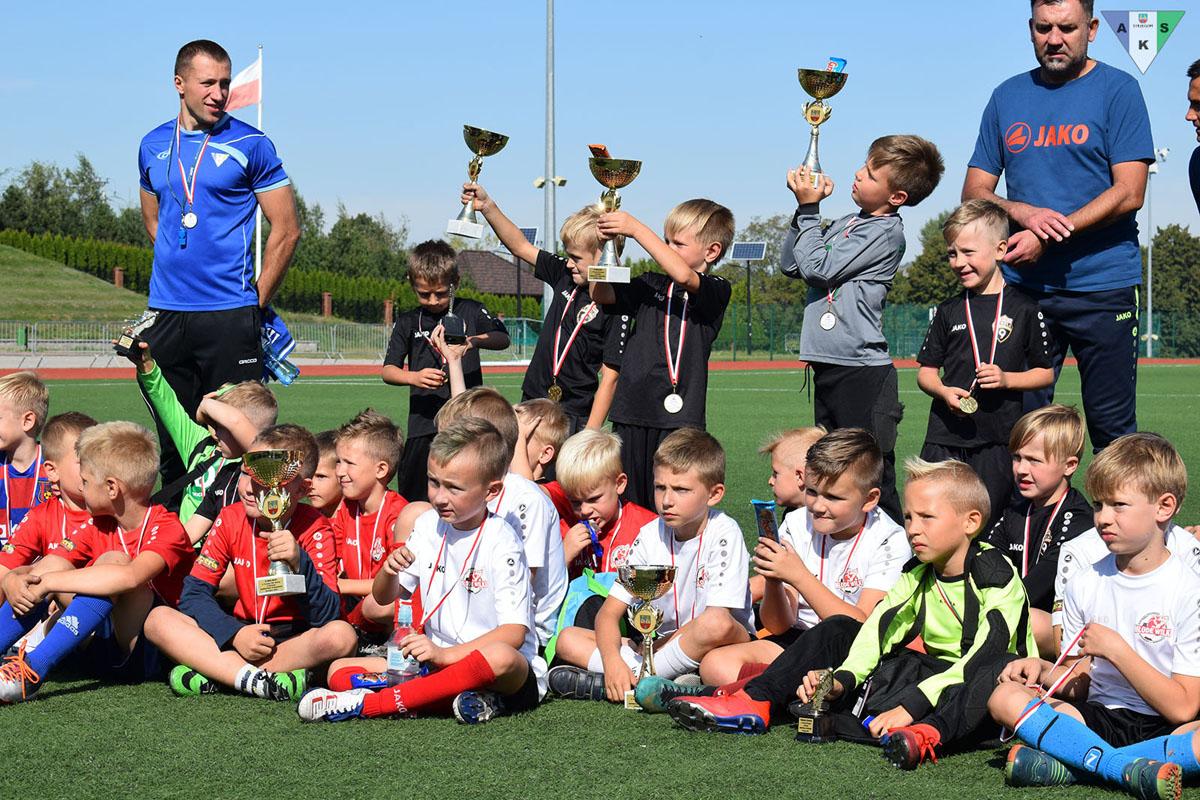 Turniej Piłki Nożnej o Puchar Burmistrza Strzegomia